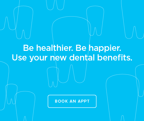 Be Heathier, Be Happier. Use your new dental benefits. - Trails Dental Group and Orthodontics